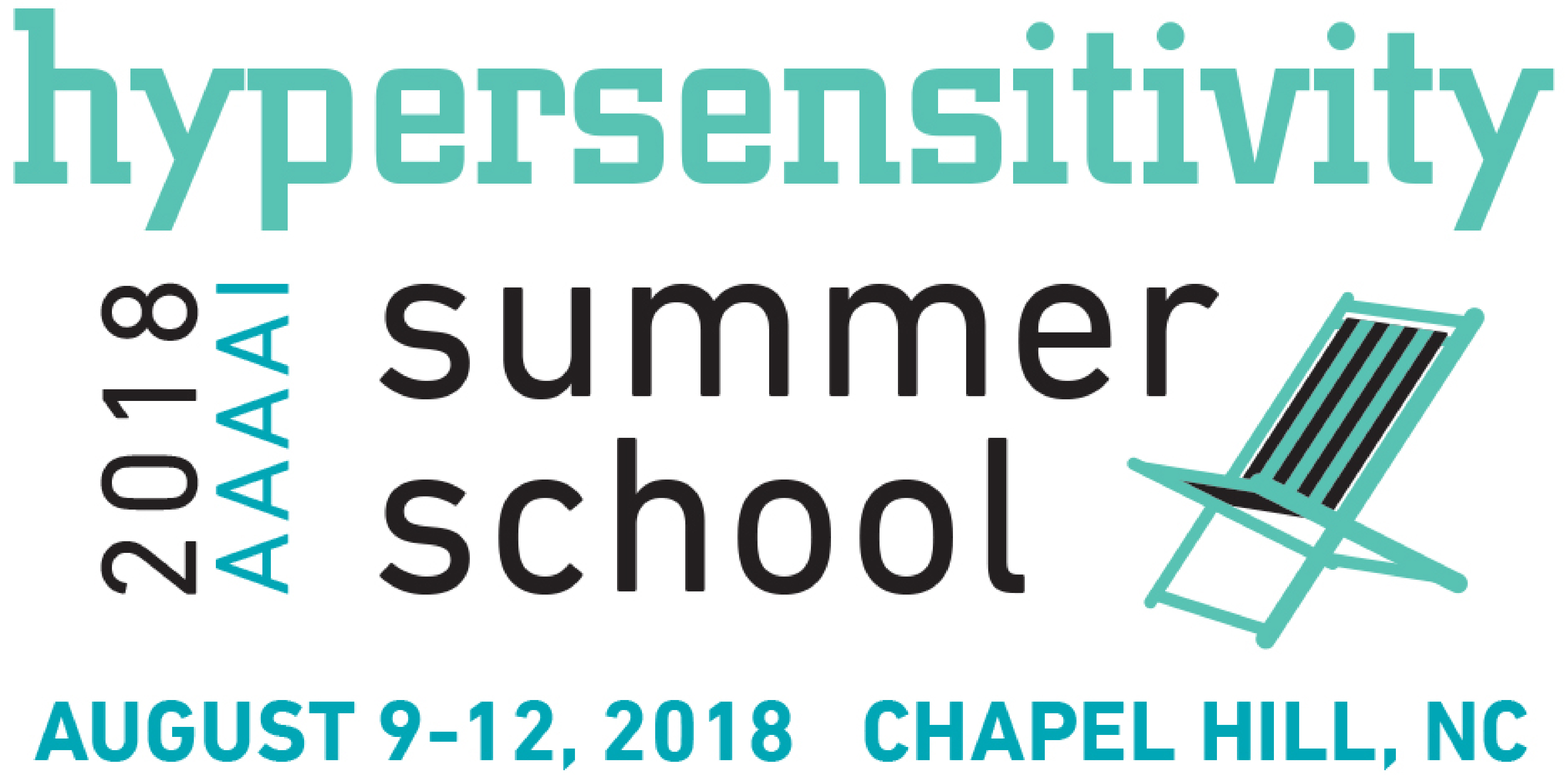 2018 AAAAI Hypersensitivity Summer School Logo