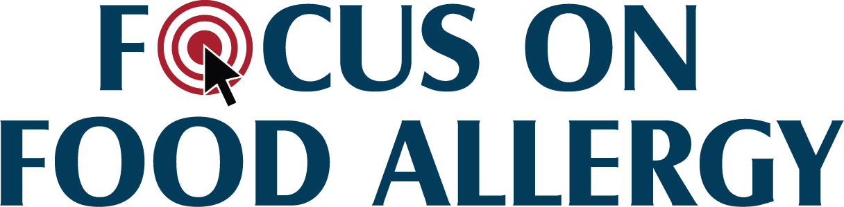 Focus on Food Allergy Logo