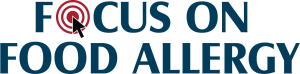 AAAAI Focus on Food Allergy Logo