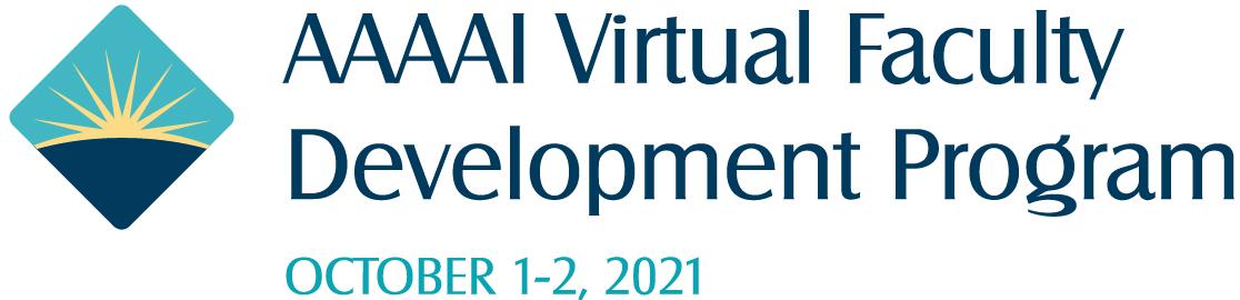 2021 AAAAI Virtual Faculty Development Program