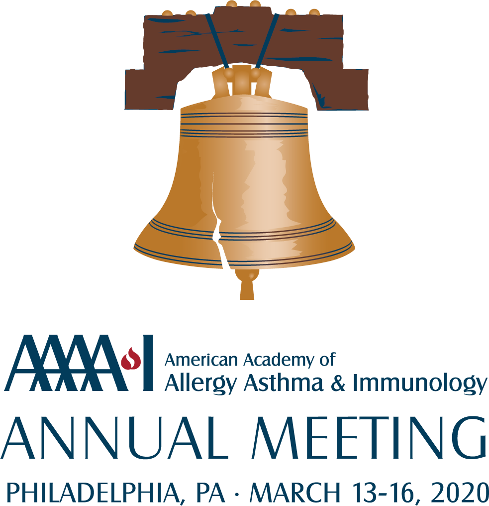 2020 AAAAI Annual Meeting Logo