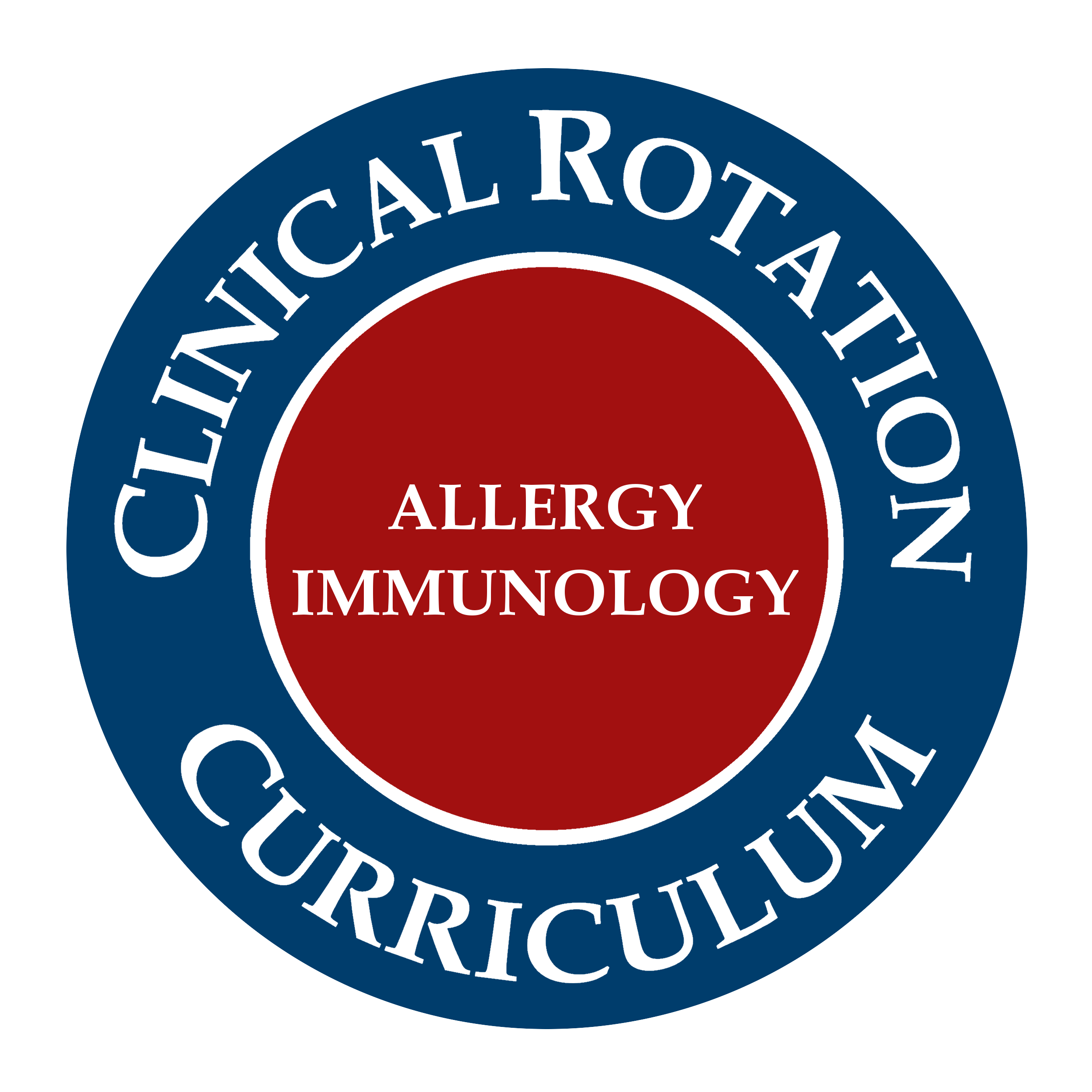 Allergy/Immunology Clinical Rotation Curriculum logo