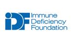 Logo for Immune Deficiency Foundation