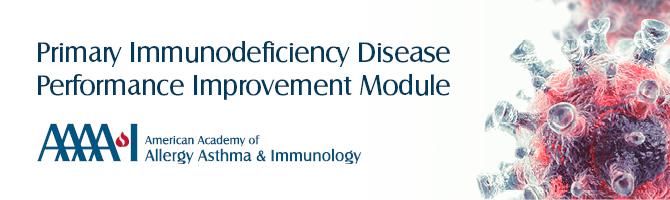 Primary Immunodeficiency Disease PIM banner
