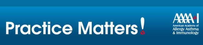 Practice Matters! Banner Image