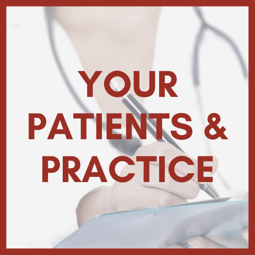 Your Patients and Practice Image