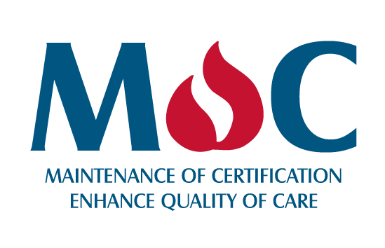 AAAAI Maintenance of Certification Logo