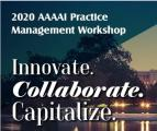 2020 AAAAI Practice Management Workshop logo
