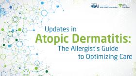 Updates in Atopic Dermatitis Logo