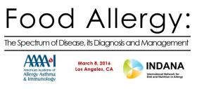 Food Allergy: The Spectrum of Disease, its Diagnosis and Management