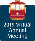 AAAAI 2019 Virtual Annual Meeting Logo