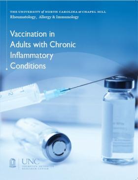 UNC: Vaccination in Adult Autoimmune & Immunodeficiency Conditions