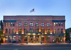 Hotel Jerome, Aspen, CO, RSL Aspen Allergy Conference