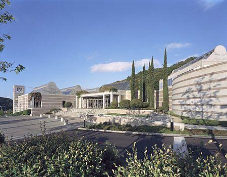 Skirball Cultural Center, Los Angeles, CA LASAACI