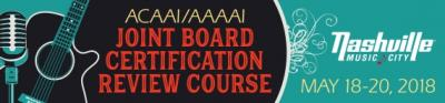 Joint Board Certification Review Course
