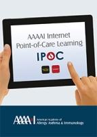 AAAAI Internet Point-of-Care Learning logo