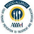 AAAAI Food Allergy: From Primary Prevention to Treatment and Intervention logo