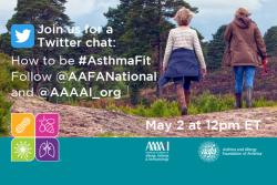 #AsthmaFit Promo