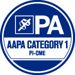 AAPA Category 1 PI CME
